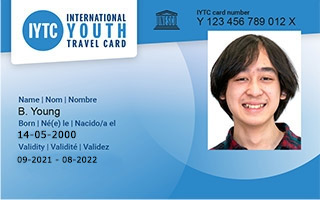 Youth Travel Discount Card